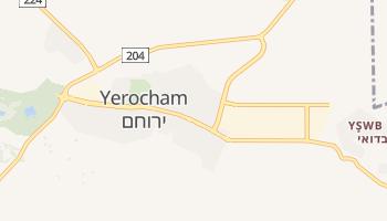 Yeroham online map