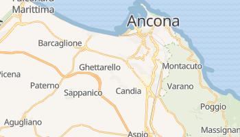 Ancona online map