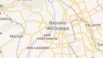 Bassano Del Grappa online map