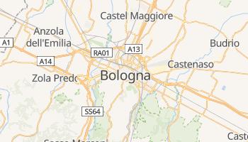 Bologna online map