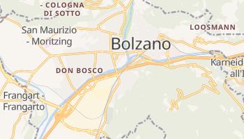Bolzano online map