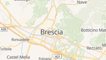 Brescia online map