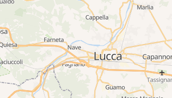 Lucca online map