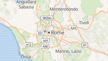 Rome online map