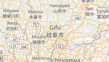 Gifu online map