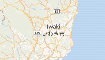 Iwaki online map