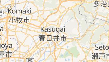 Kasugai online map