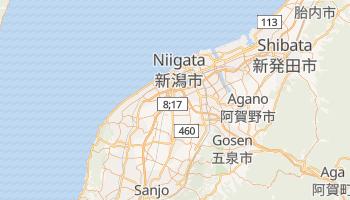 Niigata online map