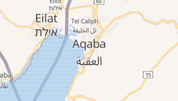 Aqaba online map