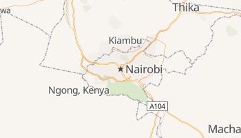 Nairobi online map