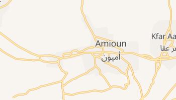 Amioun online map