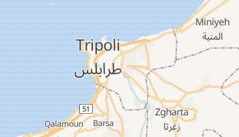 Tripoli online map