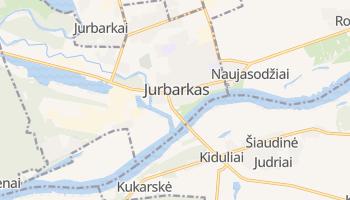 Jurbarkas online map