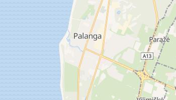 Palanga online map