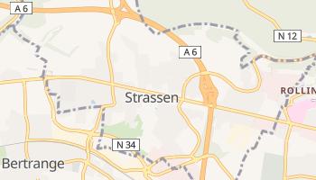 Strassen online map