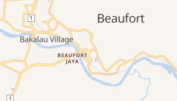 Beaufort online map