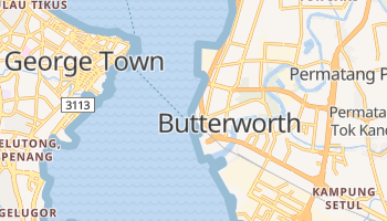 Butterworth online map