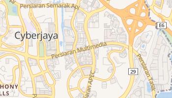 Cyberjaya online map