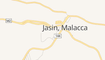 Jasin online map