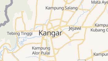 Kangar online map