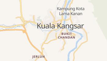 Kuala Kangsar online map
