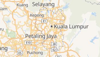 Kuala Lumpur online map