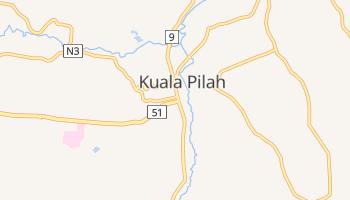 Kuala Pilah online map