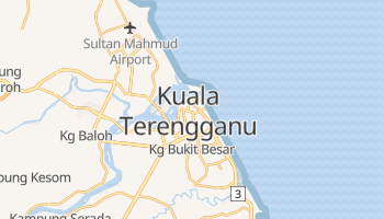 Kuala Terengganu online map