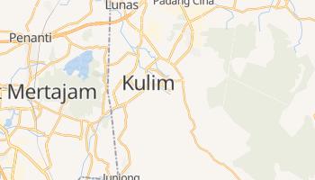 Kulim online map