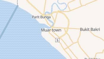 Muar online map