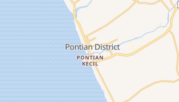 Pontian online map