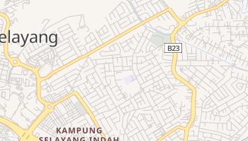 Selayang Jaya online map