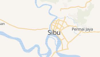 Sibu online map