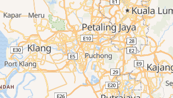 Subang Jaya online map