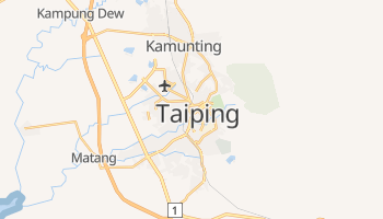 Taiping online map