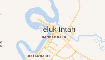 Teluk Intan online map