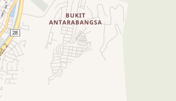 Ulu Kelang online map