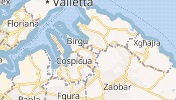 Cospicua online map