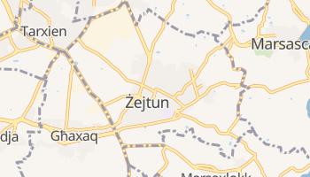 Zejtun online map