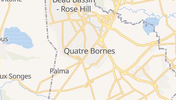 Quatre Bornes online map