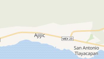 Ajijic online map