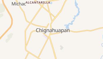 Chignahuapan online map