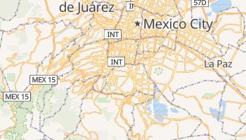 Coyoacan online map