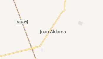 Juan Aldama online map
