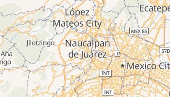 Naucalpan online map