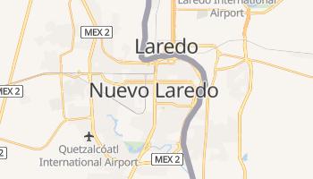 Nuevo Laredo online map