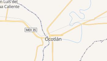 Ocotlan online map