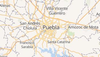 Puebla online map