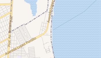 Puerto Juarez online map