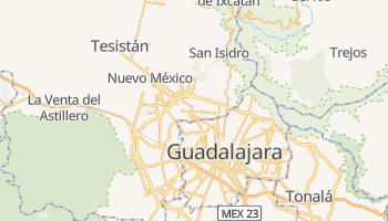 Zapopan online map